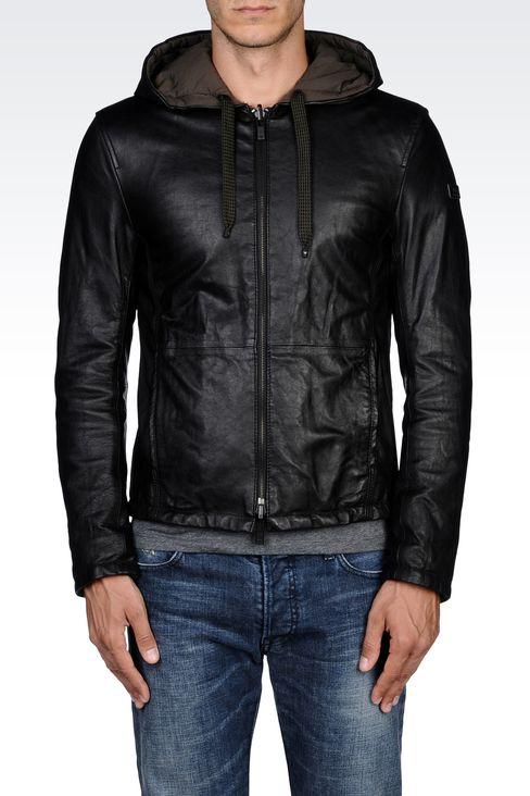 Blouson Homme Armani Fashion
