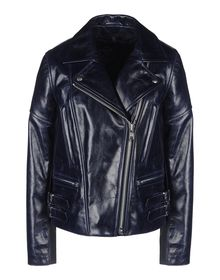 Leather outerwear - VICTORIA BECKHAM DENIM