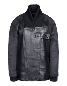 Leather outerwear - ALEXANDER WANG