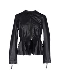 D'AMICO - Leather outerwear