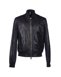 ARMANI JEANS Leather outerwear $ 389.00