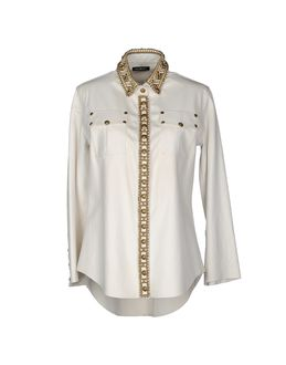 BALMAIN - РУБАШКИ - Рубашки с длинными рукавами