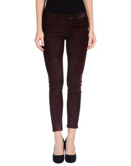Pantalones de piel - HUDSON EUR 315.00
