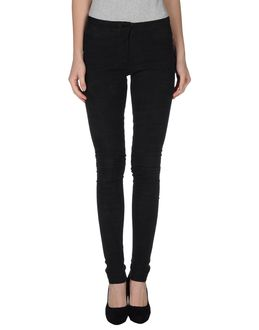 Pantalones de piel - MASNADA EUR 265.00