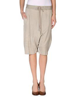 Pantalones de piel - RICK OWENS EUR 360.00