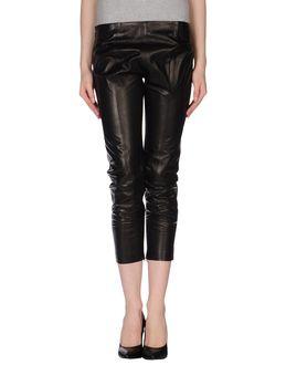 Pantalones de piel - DSQUARED2 EUR 435.00