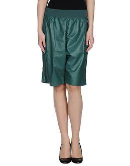 Pantalones de piel - NEIL BARRETT EUR 335.00