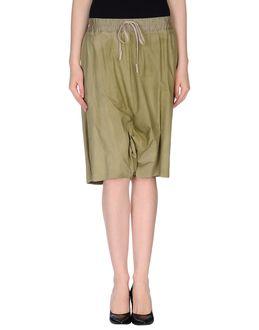 Pantalones de piel - RICK OWENS EUR 520.00