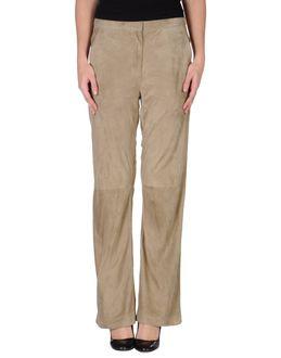 Pantalones de piel - BRUNELLO CUCINELLI EUR 835.00