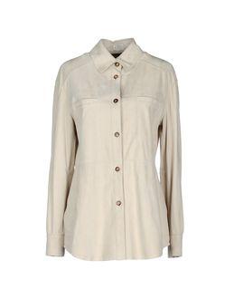 AGNONA - РУБАШКИ - Рубашки с длинными рукавами