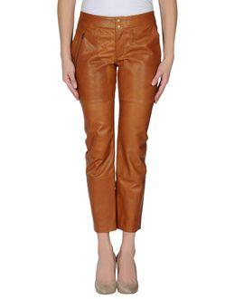 Pantalones de piel - 10 CROSBY DEREK LAM EUR 679.00