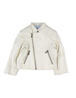 ESSENTIEL GIRLS Leather outerwear $ 298.00