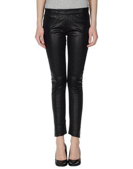 Pantalones de piel - GOLDEN GOOSE EUR 540.00