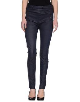 Pantalones de piel - ACNE EUR 524.00