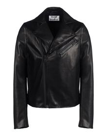 Leather outerwear - ACNE