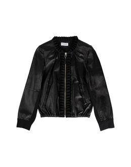 PINKO UP Leather outerwear $ 423.00