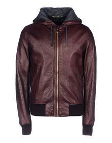 Leather outerwear - DOLCE & GABBANA
