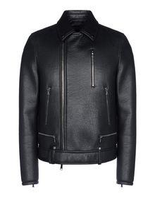 Leather outerwear - NEIL BARRETT
