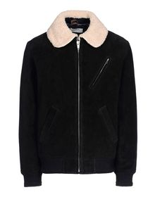 Leather outerwear - LOUIS W. x A.P.C.