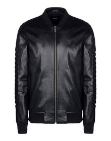 Leather outerwear - SURFACE TO AIR