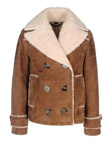 Leather outerwear - BURBERRY PRORSUM