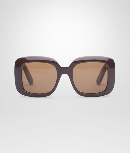 BOTTEGA VENETA - Acetate Leather Eyewear BV 1000/S