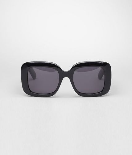 BOTTEGA VENETA - Acetate Leather Eyewear BV 1000/FS