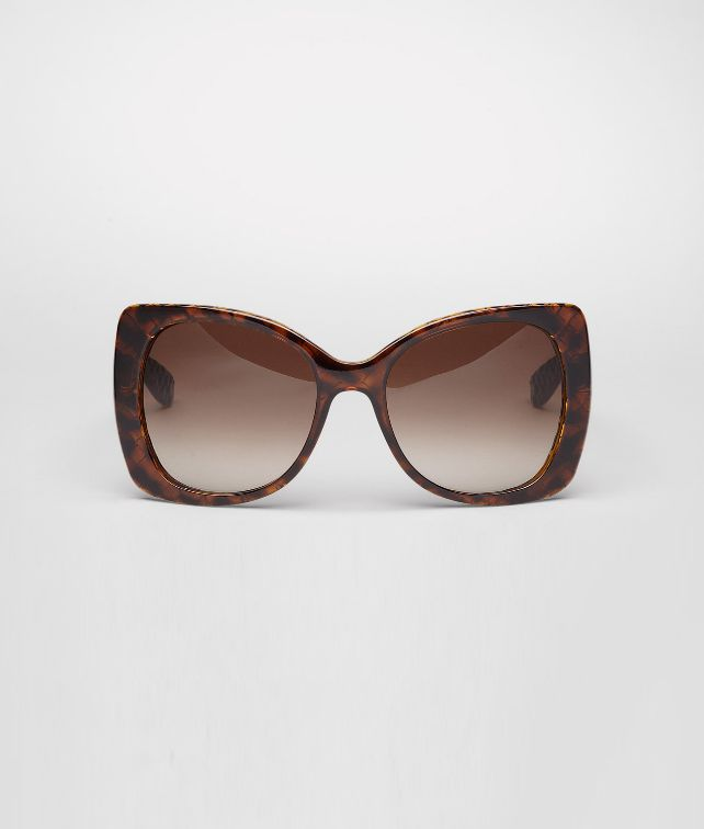 BOTTEGA VENETA Rose Brown Rose Eyewear BV 209/S Sunglasses D fp