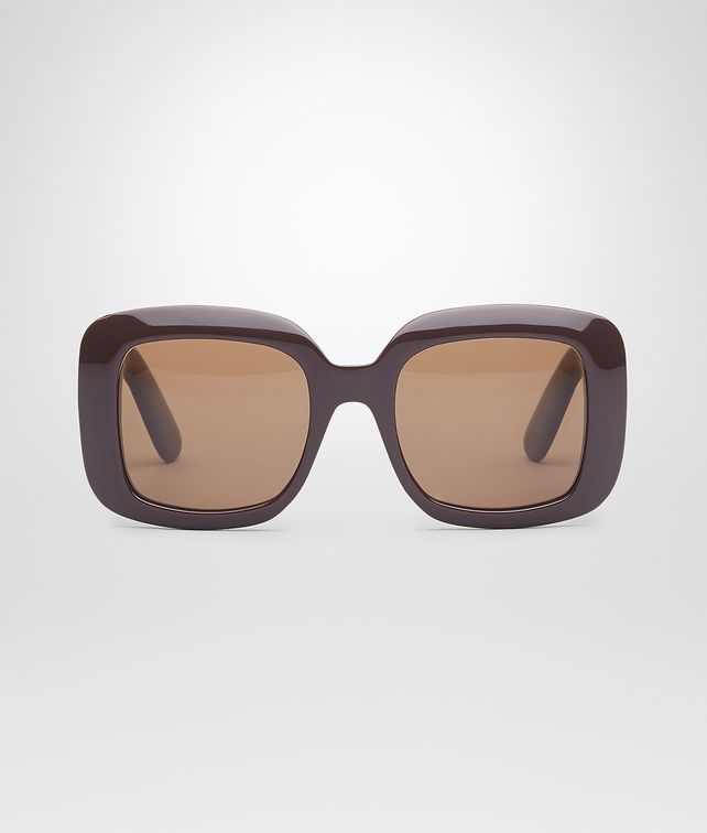 Ebano Acetate Leather Eyewear BV 1000/S