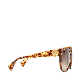 ALEXANDER MCQUEEN, Sunglasses, Sun Skull Cat Eye Sunglasses