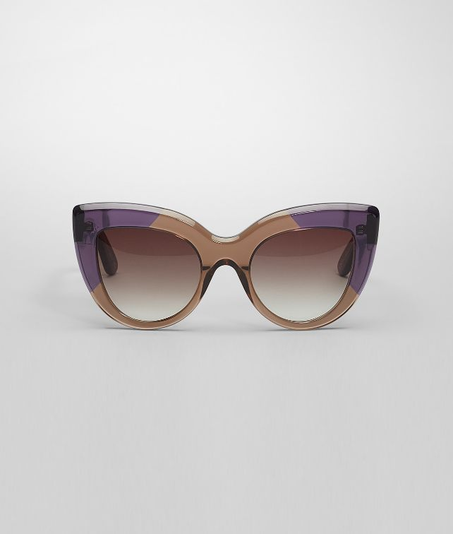 Brown Violet Acetate Eyewear BV 263