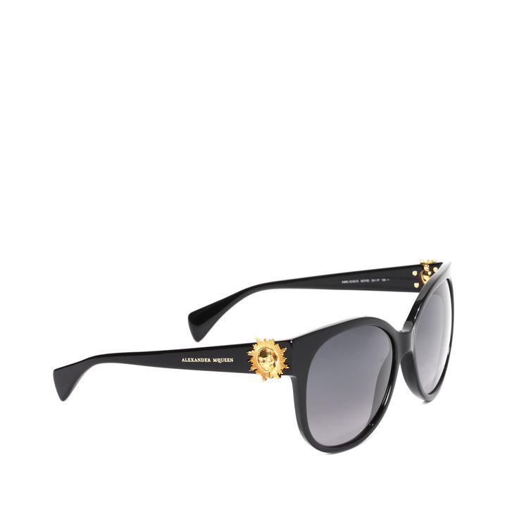 Alexander McQueen, Sun Skull Cat Eye Sunglasses