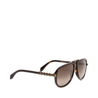 ALEXANDER MCQUEEN, Sunglasses, FLEXIBLE SPINE SUNGLASSES