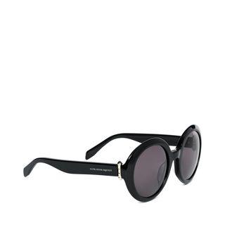ALEXANDER MCQUEEN, Sunglasses, PIERCING ROUND FRAME