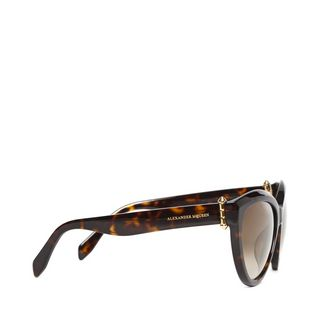 ALEXANDER MCQUEEN, Sunglasses, PIERCING CAT EYE FRAME