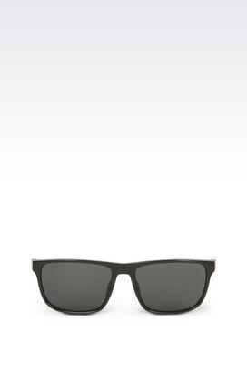Armani full fitting sunglasses Uomo occhiale da sole full fitting in fibra di nylon
