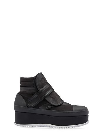 Marni Ankle-boot in canvas  Woman