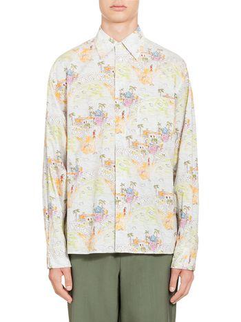 Marni Shirt in cotton Madgalena Suarez Frimkess Man