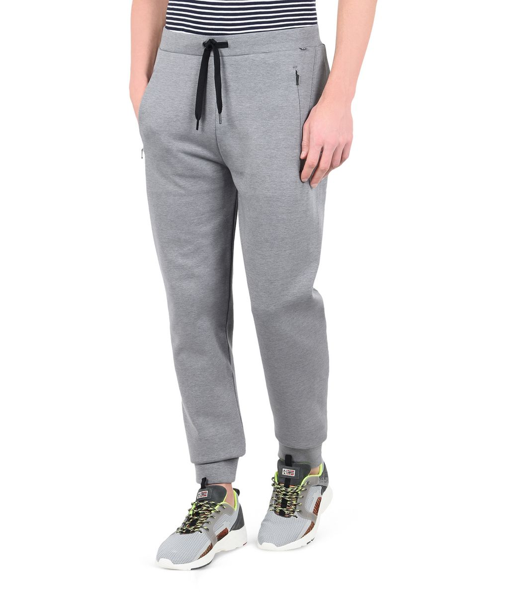 NAPAPIJRI MARAU MAN SWEATPANTS,GREY