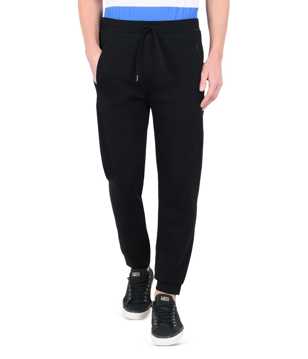 NAPAPIJRI MARAU MAN SWEATPANTS,BLACK