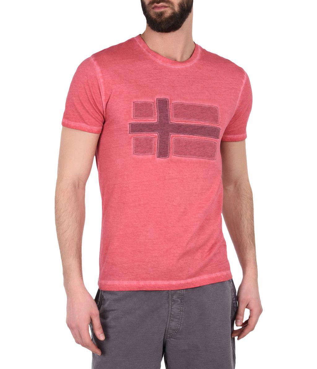 NAPAPIJRI SALVADOR Short sleeve t-shirt U f