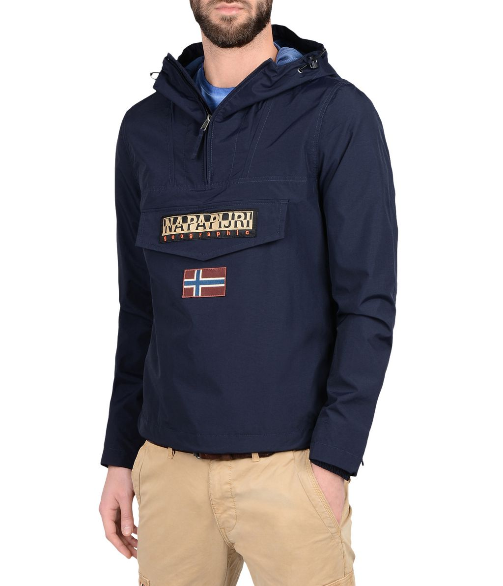 NAPAPIJRI RAINFOREST SLIM SUMMER MAN RAINFOREST,DARK BLUE