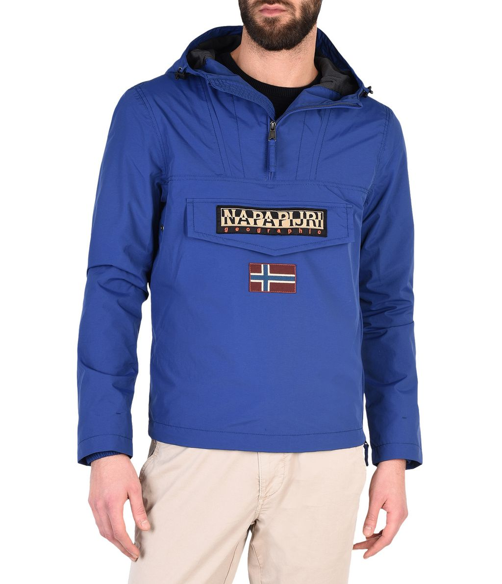 NAPAPIJRI RAINFOREST SLIM SUMMER MAN RAINFOREST,BLUE