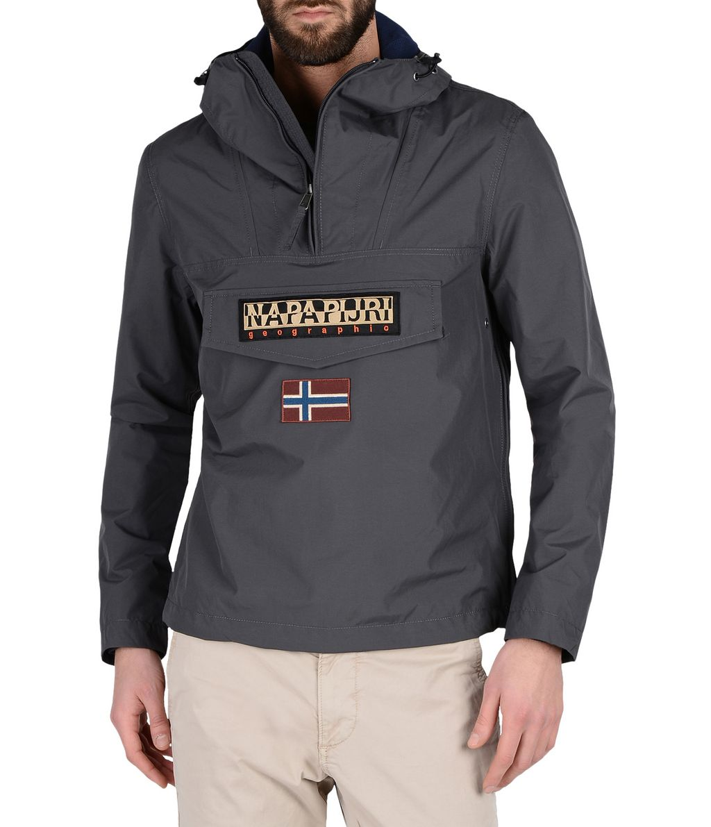 NAPAPIJRI RAINFOREST SLIM SUMMER MAN RAINFOREST,DARK GREY