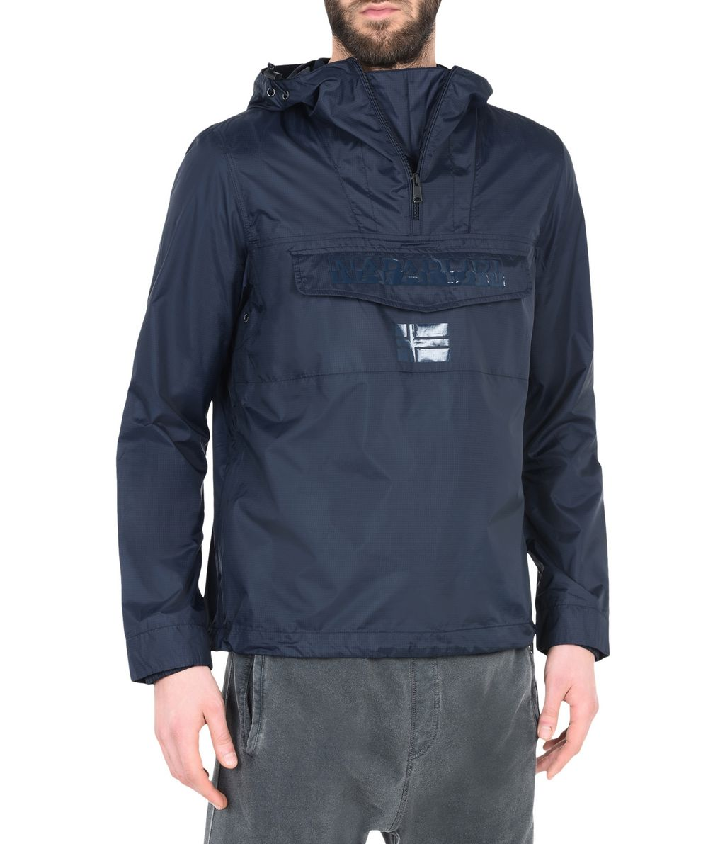 NAPAPIJRI ASHEVILLE MAN RAINFOREST,DARK BLUE