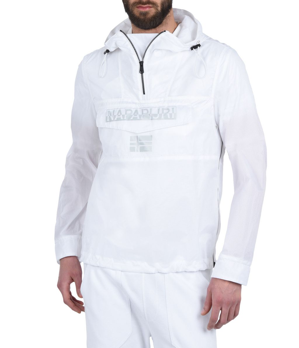 NAPAPIJRI ASHEVILLE MAN RAINFOREST,BRIGHT WHITE