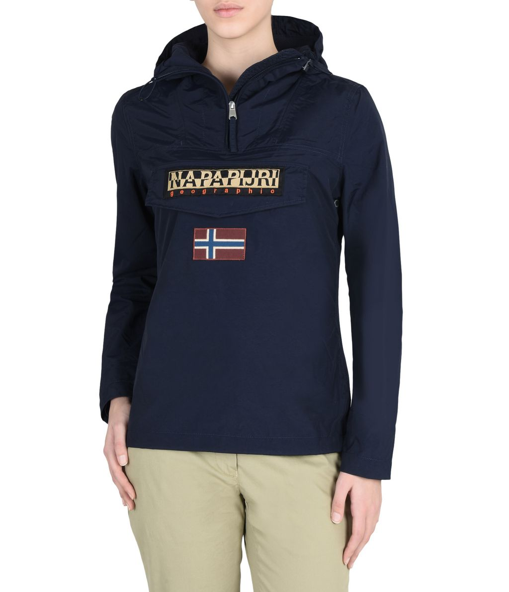 NAPAPIJRI RAINFOREST WOMAN SUMMER WOMAN RAINFOREST,BLEU