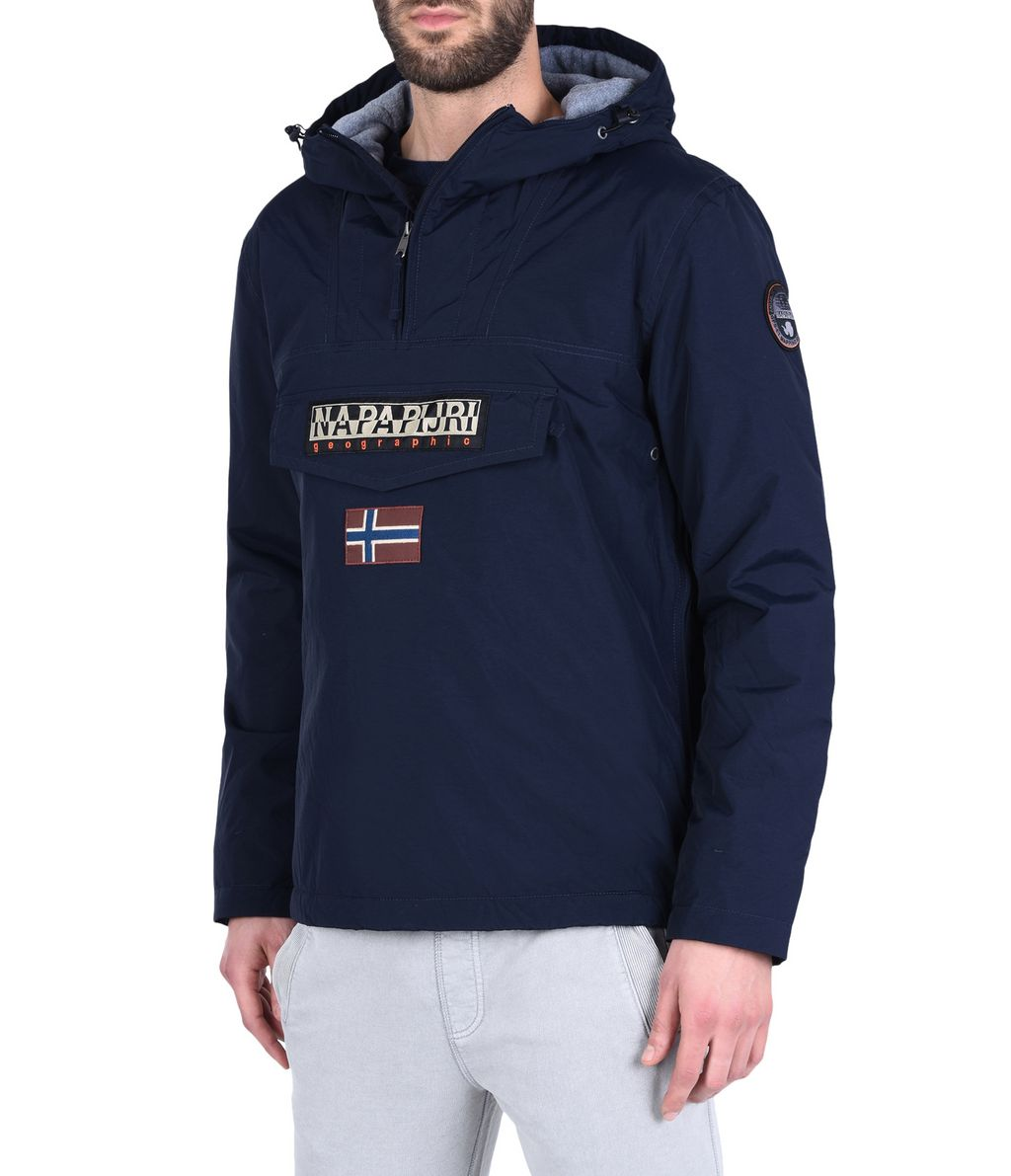 NAPAPIJRI RAINFOREST WINTER MAN RAINFOREST,DARK BLUE