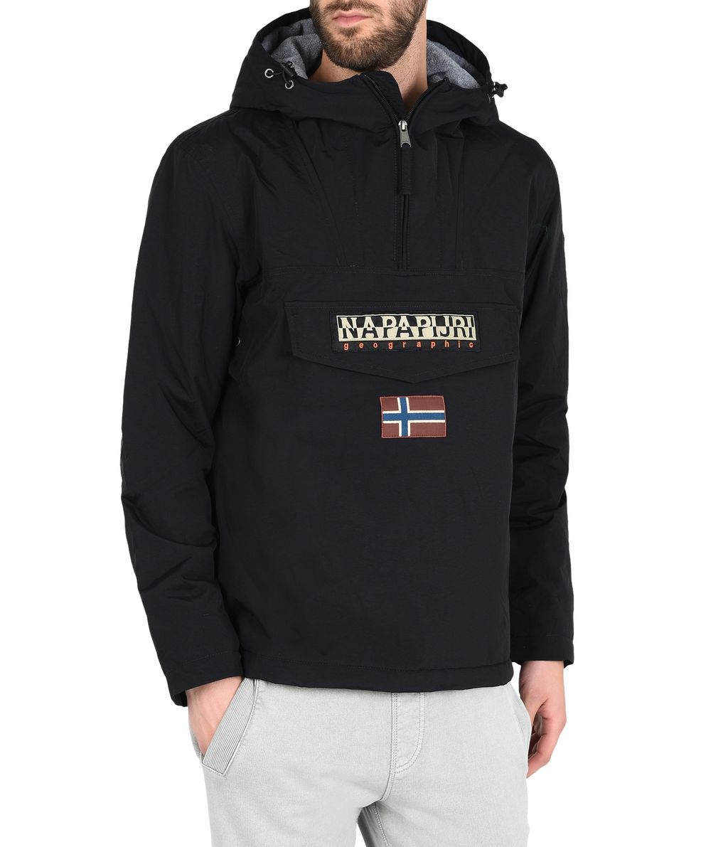 NAPAPIJRI RAINFOREST WINTER MAN RAINFOREST,BLACK