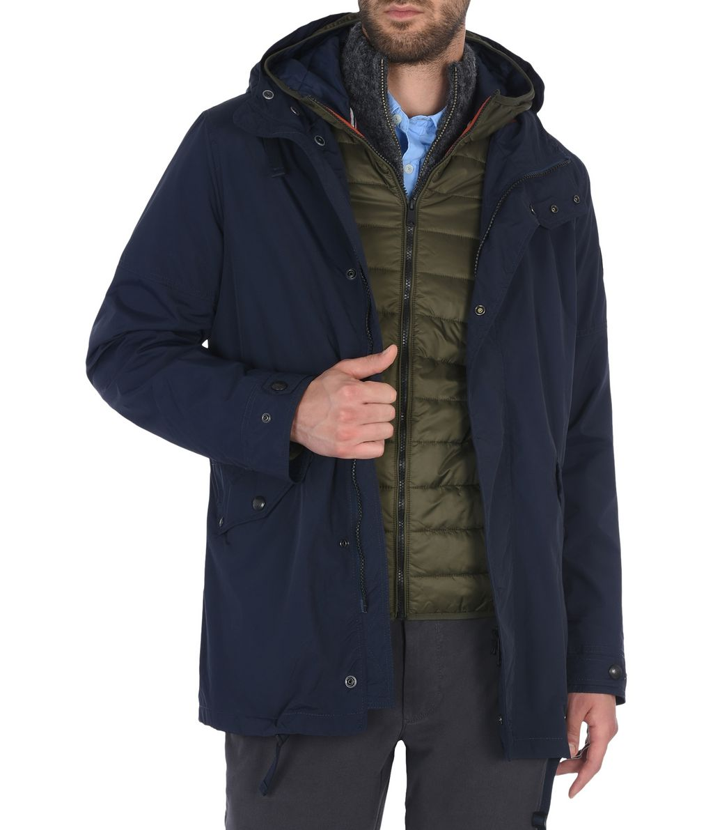 NAPAPIJRI ANNONAY 3IN1 MAN PARKA,DARK BLUE